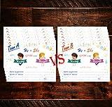Gender Reveal Games – Guessing Boy or Girl, Emoji