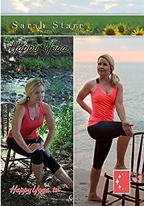 Happy Yoga with Sarah Starr | Chair Yoga Volume 5