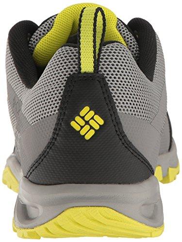 Mens Casual Vapor Vent Fashion Sneaker Grigio Chiaro / Zoro