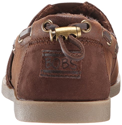 Bobs by Skechers Chill Luxe Damen US 6 Braun Turnschuhe