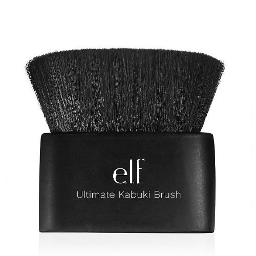 e.l.f. Studio Ultimate Kabuki Brush - Black e.l.f. Cosmetics