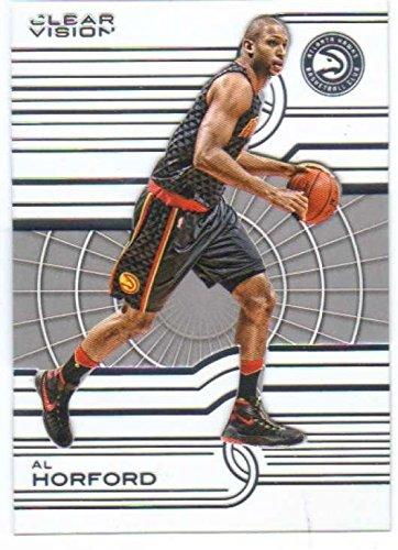 2015-16 Panini Clear Vision Basketball #29 Al Horford Atlanta Hawks ()