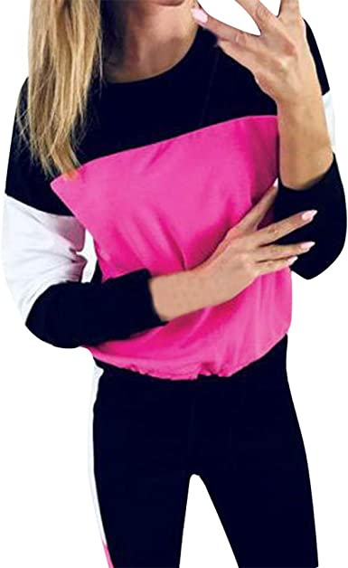 Camisas de Mujer Camisetas Manga Larga Mujer Top Deportivo de ...
