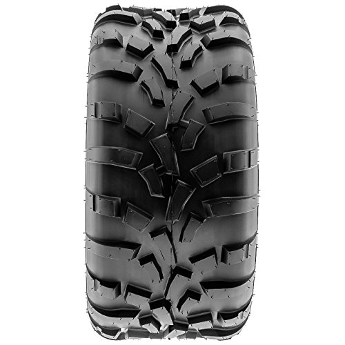 SunF 25x11-10 (25x11x10) ATV/UTV Off-Road Tire, 6PR, Directional Knobby Tread | A010 by SunF (Image #7)