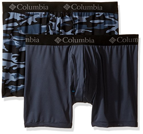 Columbia 2 Pack Camouflage Performance Stretch