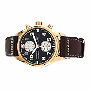 IWC Pilot automatic-self-wind mens Watch IW387805 (Certified Pre-owned)