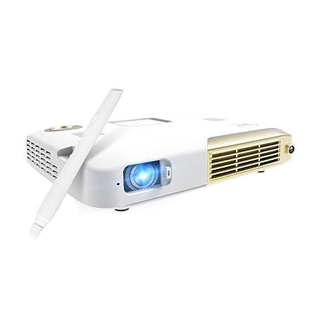 Proyector 3D 1280P HD Proyección micro del teléfono móvil ...