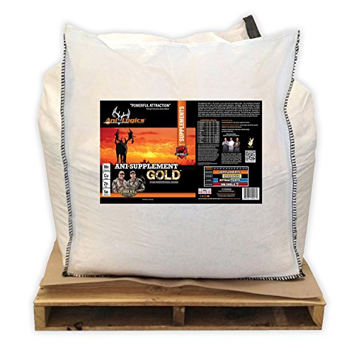 Ani-Logics Outdoors Ani-Supplement GOLD 1/2 Ton Tote by Ani-Logics Outdoors