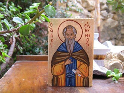 Antique greek orthodox icons