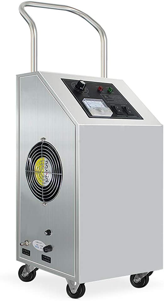 GXFC Generador de ozono móvil Comercial 3000mg Potente Limpiador ...