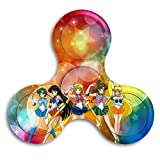 Sailor Moon Hand Spinner Stress Reducer Perfect For ADD, ADHD, Anxiety And Autism Adult Children