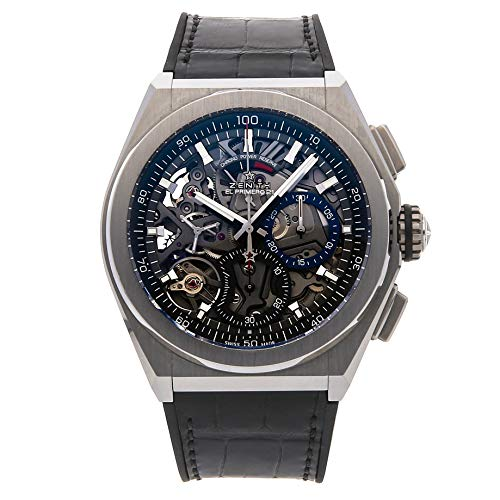(Zenith Defy Mechanical (Automatic) Skeletonized Dial Mens Watch 95.9000.9004/78.R582 (Certified Pre-Owned))