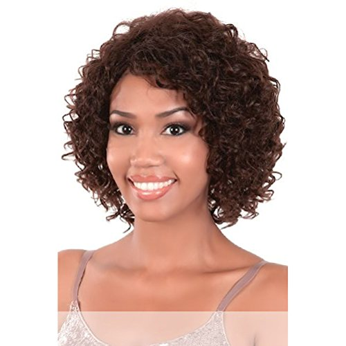 MOTOWN TRESS 100% Indian Remy Human Hair Wig - HIR DIOR (#2) (Indian Hair Wigs Remy)