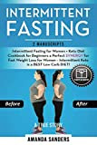 img - for Intermittent Fasting: 2 Manuscripts: Intermittent Fasting for Women + Keto Diet Cookbook for Beginners a Perfect SYNERGY for Fast Weight Loss for Women - Intermittent Keto is a BEST Low Carb DIET! book / textbook / text book
