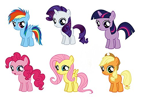 CH Sticker Set Decal Graphic Wall Decor Art Pinkie Pie ()
