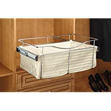 Rev-A-Shelf CBL-241207-T-1-Tan Closet Basket Liner