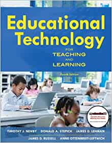 Educational Technology for Teaching and Learning (4th