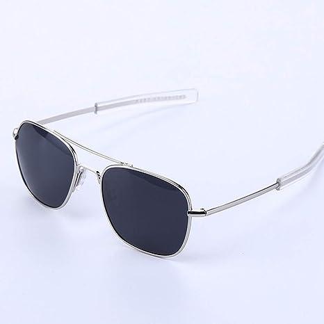 XINGMU Gafas De Sol Polarizadas Hombre Mujer Big Frame400 7 UV