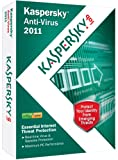 Kaspersky Anti-Virus 2011 3-User [Old Version]