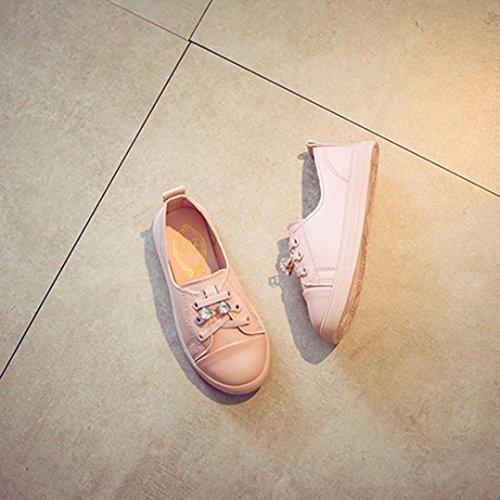 eff146cf Venta caliente 2018 Zapatos para Niños,Beikoard Niños y Niñas de Diamante  Pequeños Zapatos Blancos
