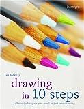 Drawing in 10 Steps, Ian Sidaway, 0600614824