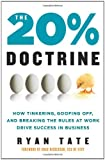 The 20% Doctrine, Ryan Tate, 0062003232