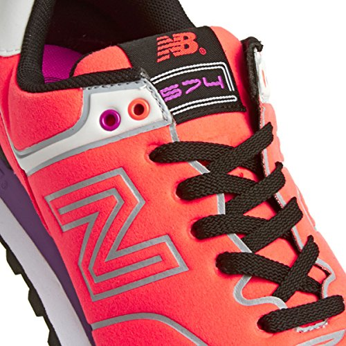Wl574ned Chaussures Orange Femme Balance New 54qC4