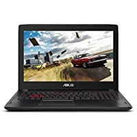 2018 ASUS 15.6 Full HD Flagship High Performance Gaming Laptop, Intel Core i7-7700HQ 2.8 GHz, NVIDIA GeForce GTX 1050 4GB, 16GB DDR4 RAM, 256GB SSD + 1TB HDD, Backlit Keyboard, Windows 10
