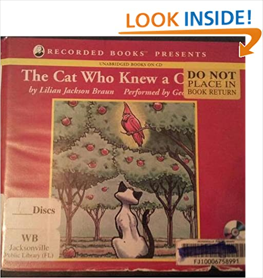 Download Best sellers eBook The Cat Who Knew a Cardinal (A Cat Who... Mystery RB #C1825) in het Nederlands PDF 1402529139