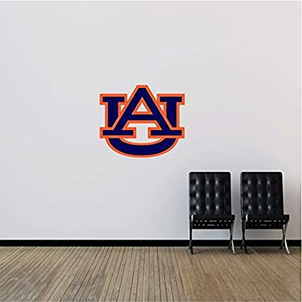 Amazon.com: Auburn Tigers NCAA USA Logo College Sport Art Wall Decor ...