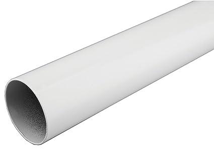 Bon John Sterling 0018 8 Closet Pole, 8u0027, White