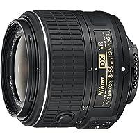 Nikon AF-S DX NIKKOR 18-55mm F/3.5-5.6 G VR II Lens # 2211 - (Certified Refurbished)