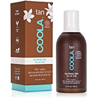 Coola Suncare Organic Sunless Tan Dry Oil Mist, 3.4 Fl Oz