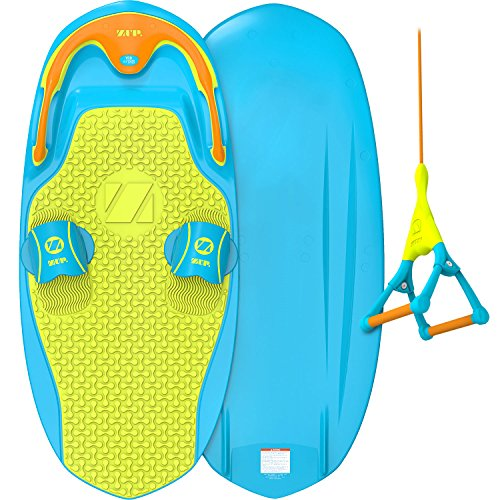 ZUP You Got This 2.0 Board Handle Combo - All in One Watersports Board - Wakeboard, Kneeboard, Wakesurf Board and Water Skis in One! (Covered Towable)