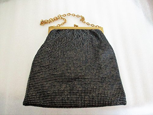 Mesh Evening Purse -- as shown -- Whitings Davis Co.