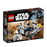 Toys : LEGO Star Wars First Order Transport Speeder Battle Pack 75166 Building Kit
