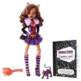 Monster High Clawdeen Wolf Doll by Mattel
