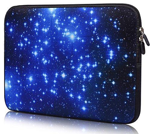 11.6-12 Inch Laptop Bag Sleeve Pouch Case Compatible Acer Chromebook R 11/Acer Premium R11/lenovo Yoga 710/Samsung Chromebook 3/2 Chromebook/Notebook Protective Tablet Case,Galaxy