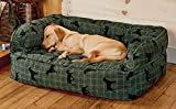 Orvis Couch Dog Bed Cover / Large, Lab Plaid, Large