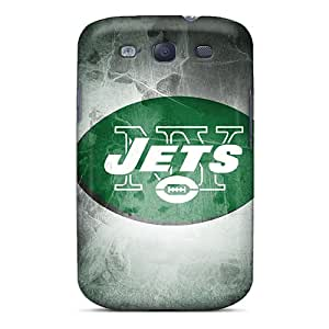 TimeaJoyce Samsung Galaxy S3 Comfortable Phone Hard Cover Customized Attractive New York Jets Pattern [tQq10125ZCdb]
