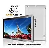 Simbans SX2W 10-Inch Quad-Core Tablet