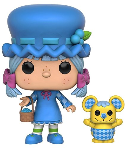 Funko POP Animation: Strawberry Shortcake - Blueberry Muffin & Cheesecake Action Figure ()