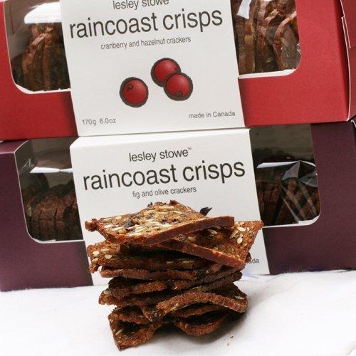Raincoast Crisps - Hazelnut Cranberry (6 ()
