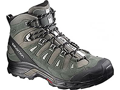Men's Quest Prime GTX Backpacking Boots and Free Collapsing Waterbottle Bundle