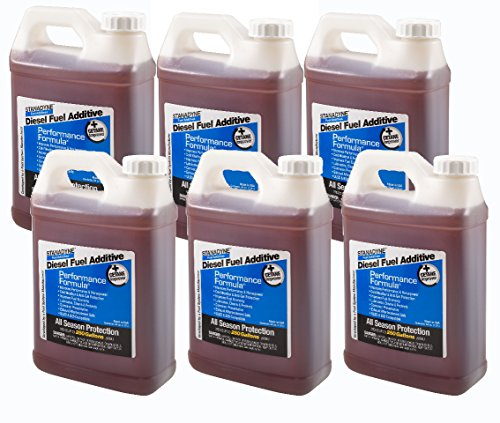 STANADYNE 6 PACK 1/2 GALLONS -