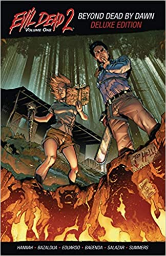 EVIL DEAD 2 REVENGE OF EVIL ED #1 /& #2 Near Mint Comics Book 2016 Series