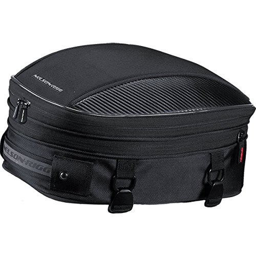Motorcycle Bag (Nelson Rigg CL-1060-S Sport Motorcycle Tail/Seat Bag)