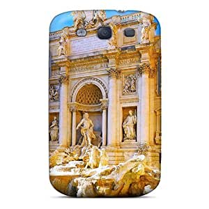 For Iphone 6 4.7 Inch Case Cover Fontana Di Trevi Rome Italy Pattern
