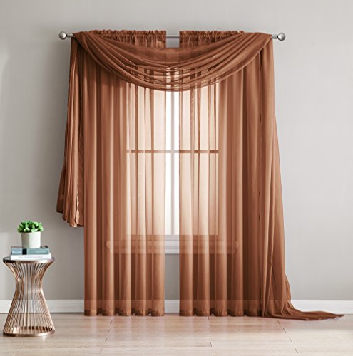 Window Curtains Sets For Living Room Amazon