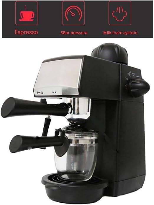 XiXia X Cafetera de Filtro pequeña con Jarra de Vidrio Cafetera de Filtro con Jarra de Vidrio Cafetera con Boquilla de Espuma de leche3: Amazon.es: Productos para mascotas